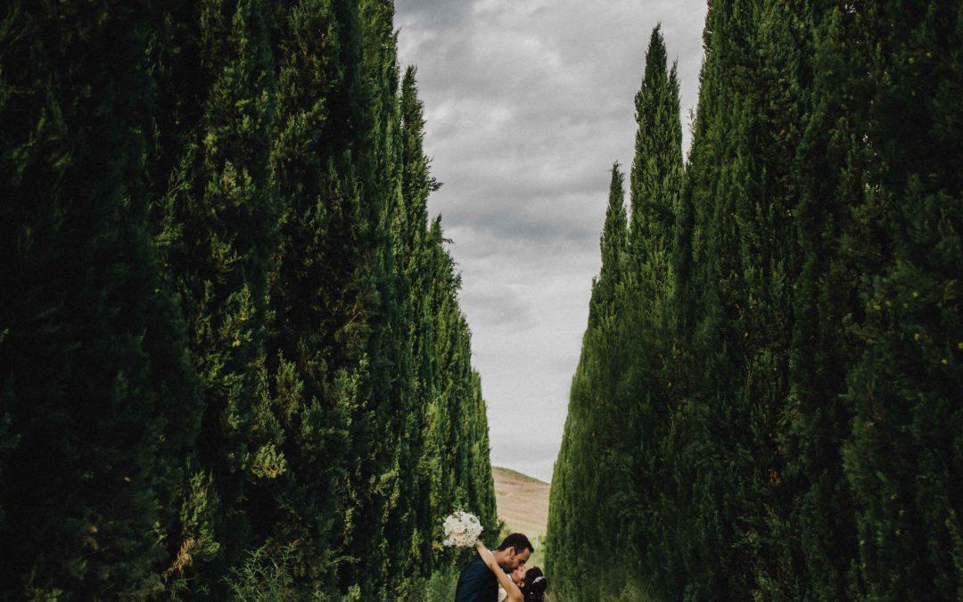 [WEDDING] Amandine & Thomas : a destination wedding in Tuscany