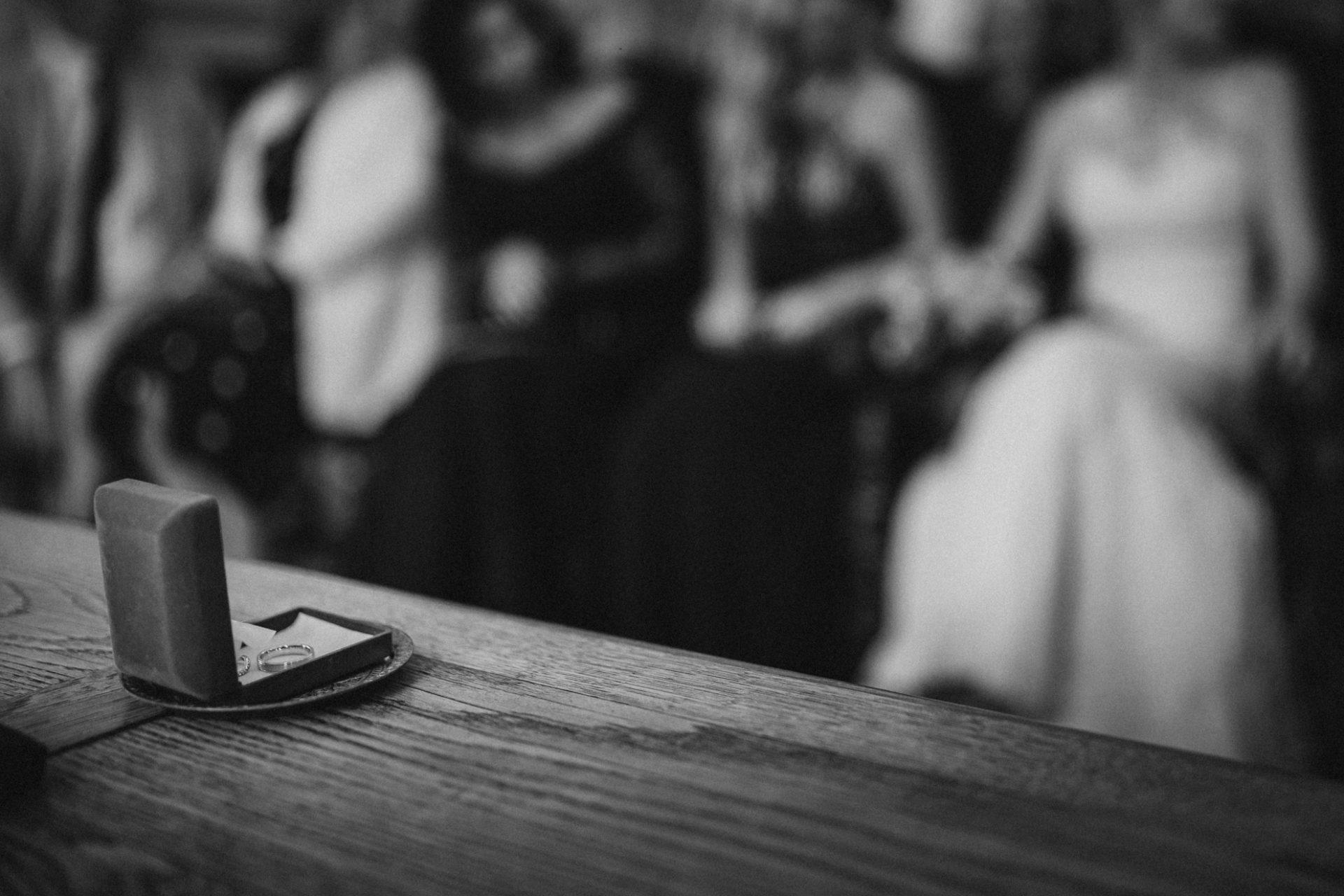 wedding rings details