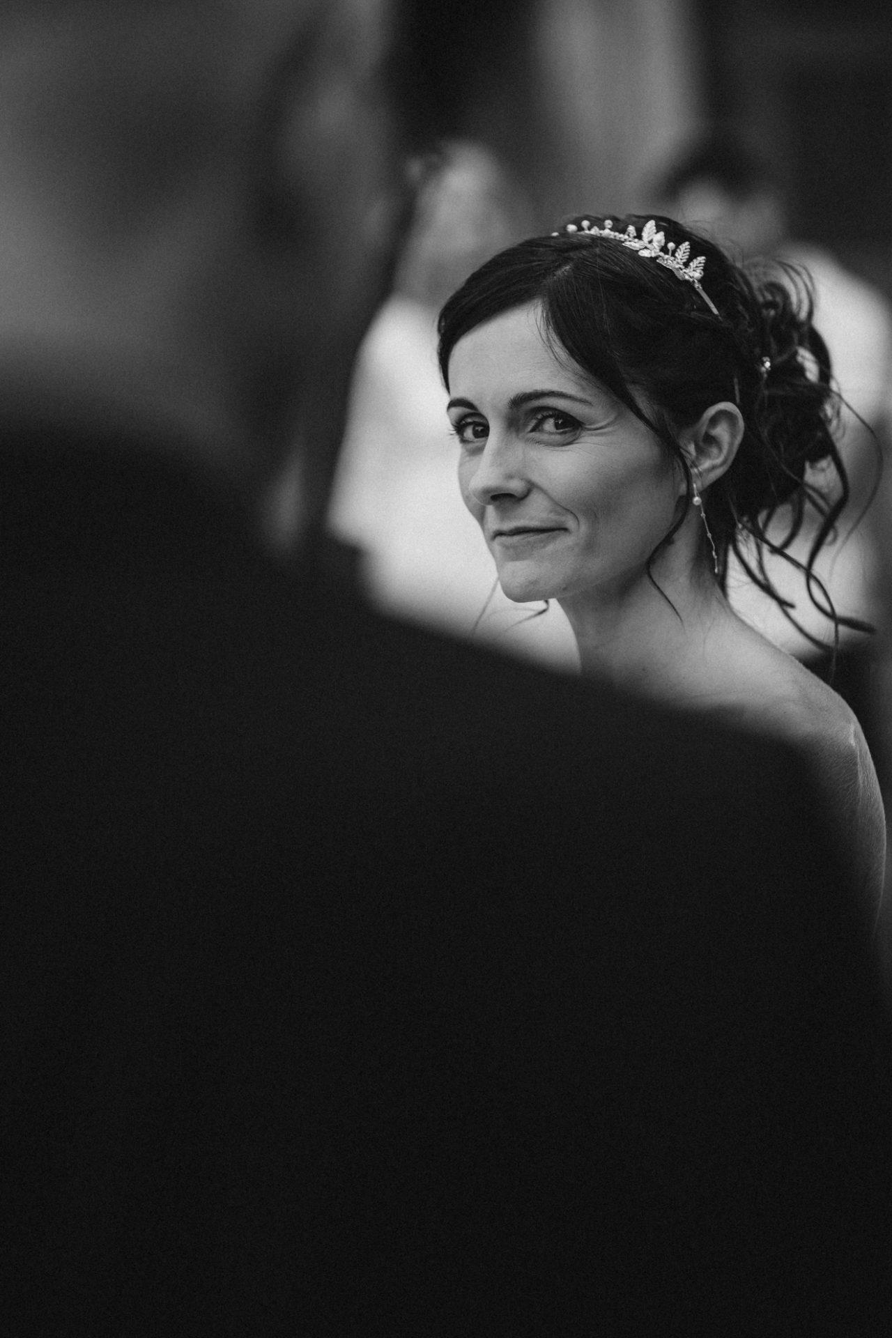 the bride look - destination wedding photographer france
