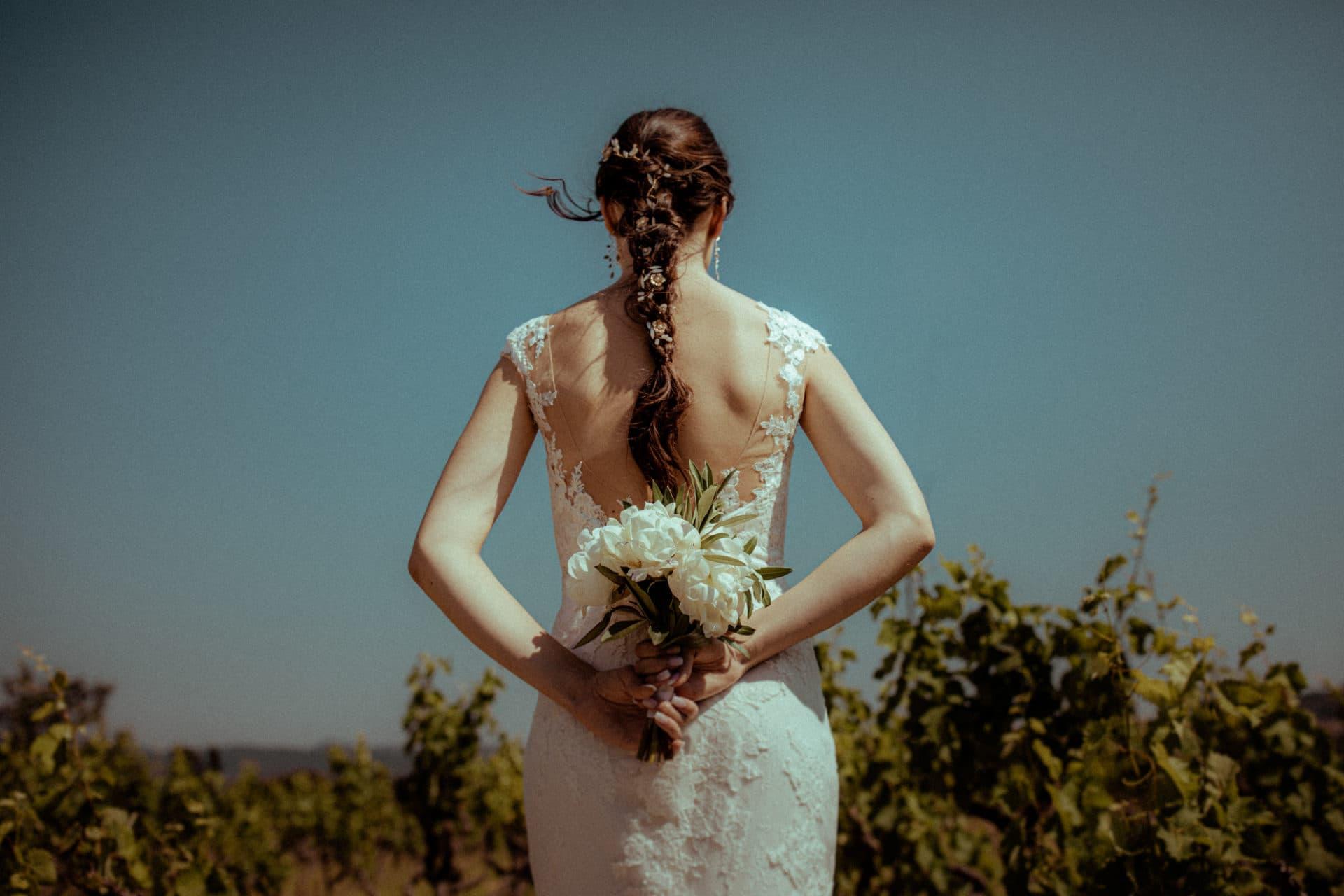 the beautiful bride dress details