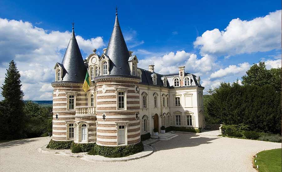 chateau comtesse lafond à epernay mariage