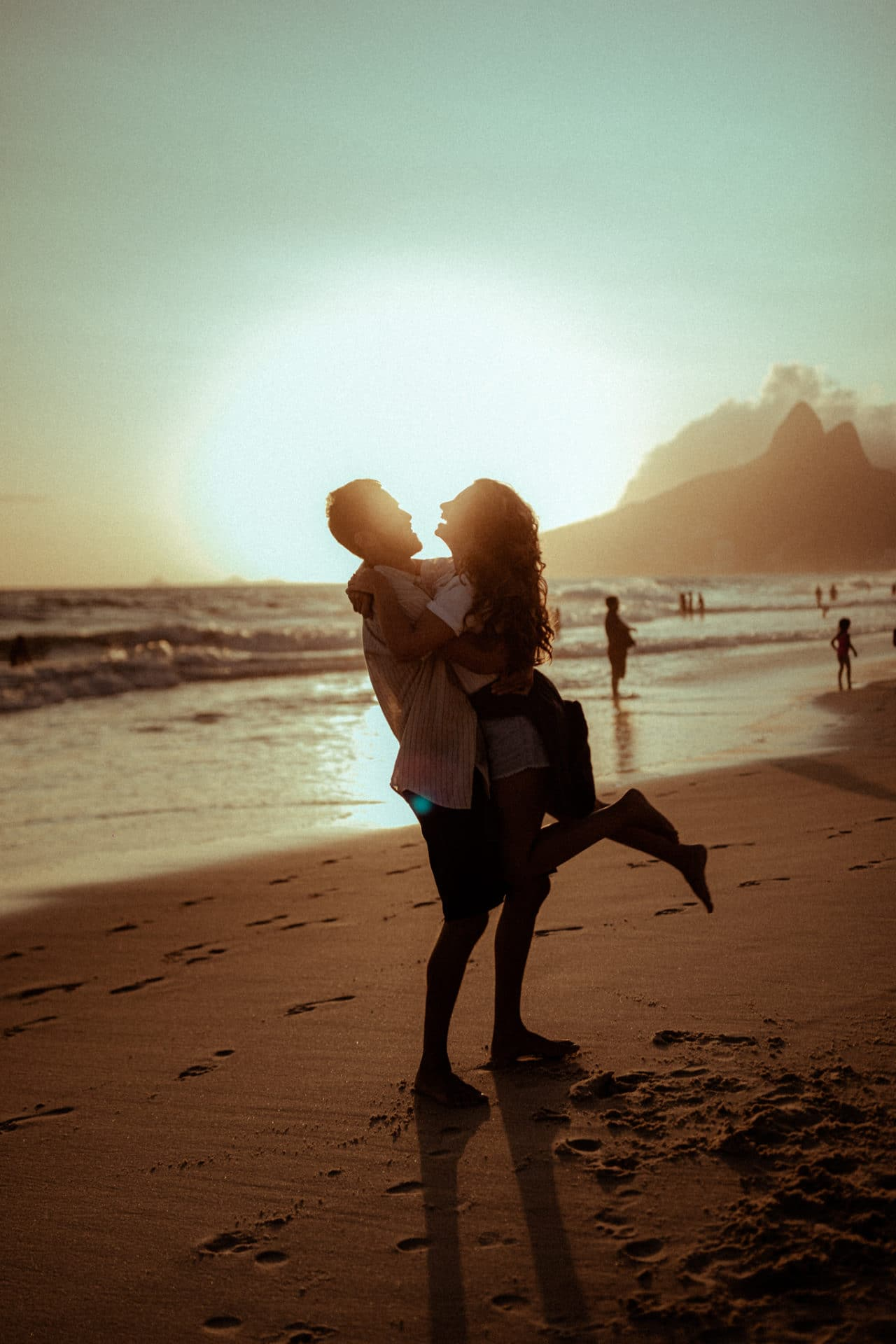 photo de love couples a ipanema