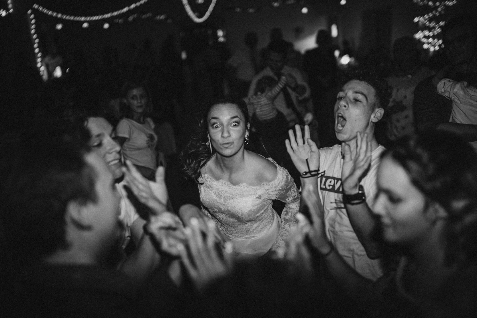 soiree de mariage fun