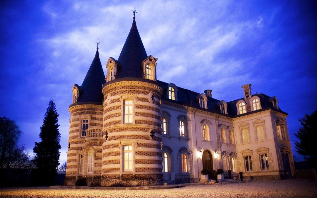 Les 5 meilleures salles de réception de mariage à Reims