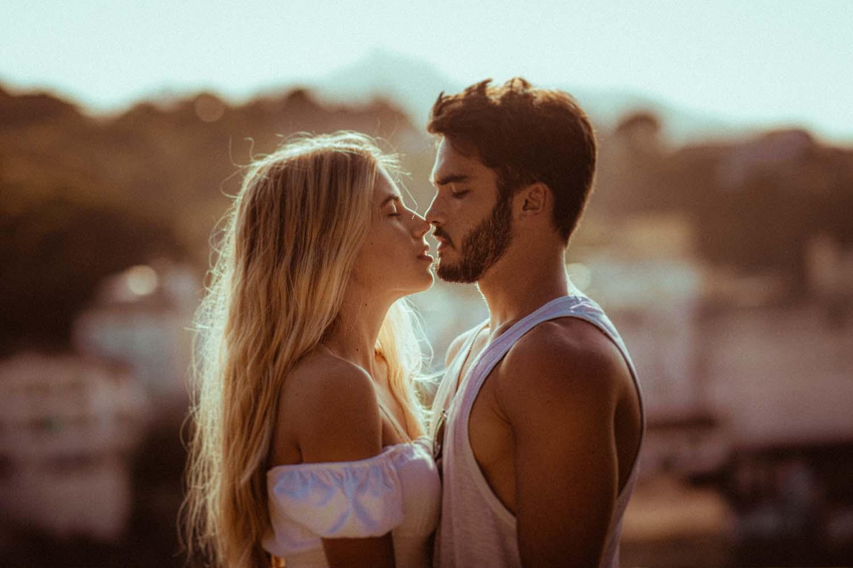 image couple amoureux santa teresa rio de janeiro