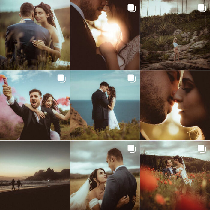 instagram photographe mariage reims
