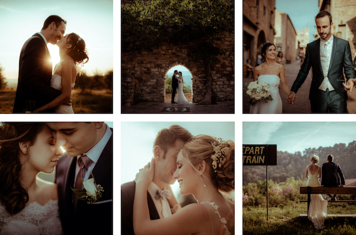 photos et videos mariage reims