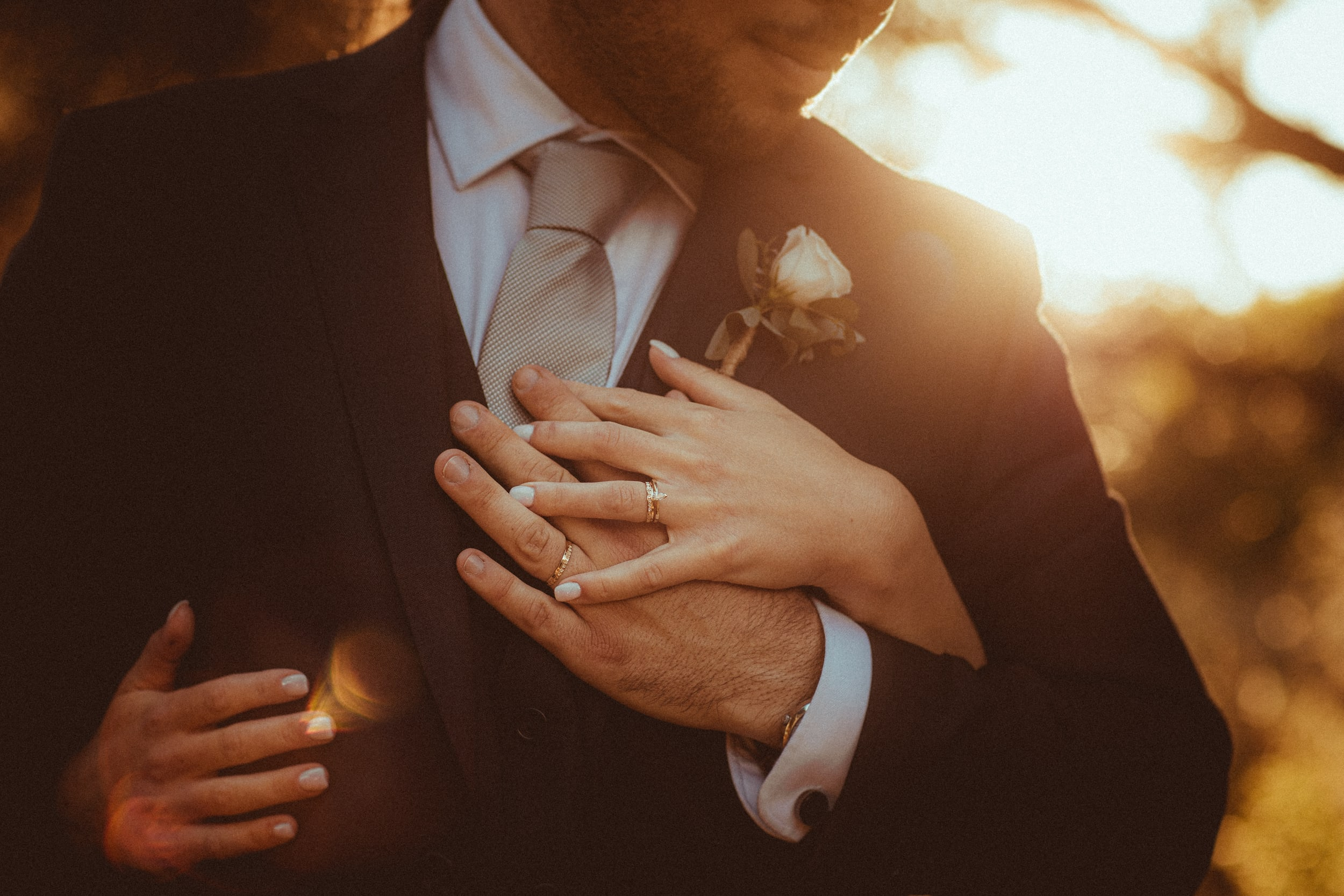 photographe mariage coucher soleil marseille