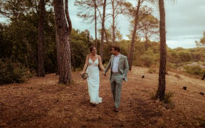 Charlotte et Boris : Des photos de mariage dans le Var