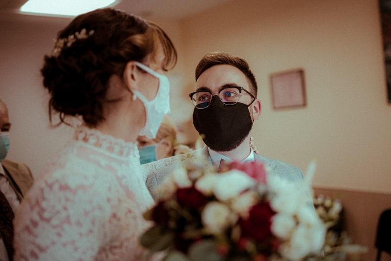 photographe mariage masque pres de cannes