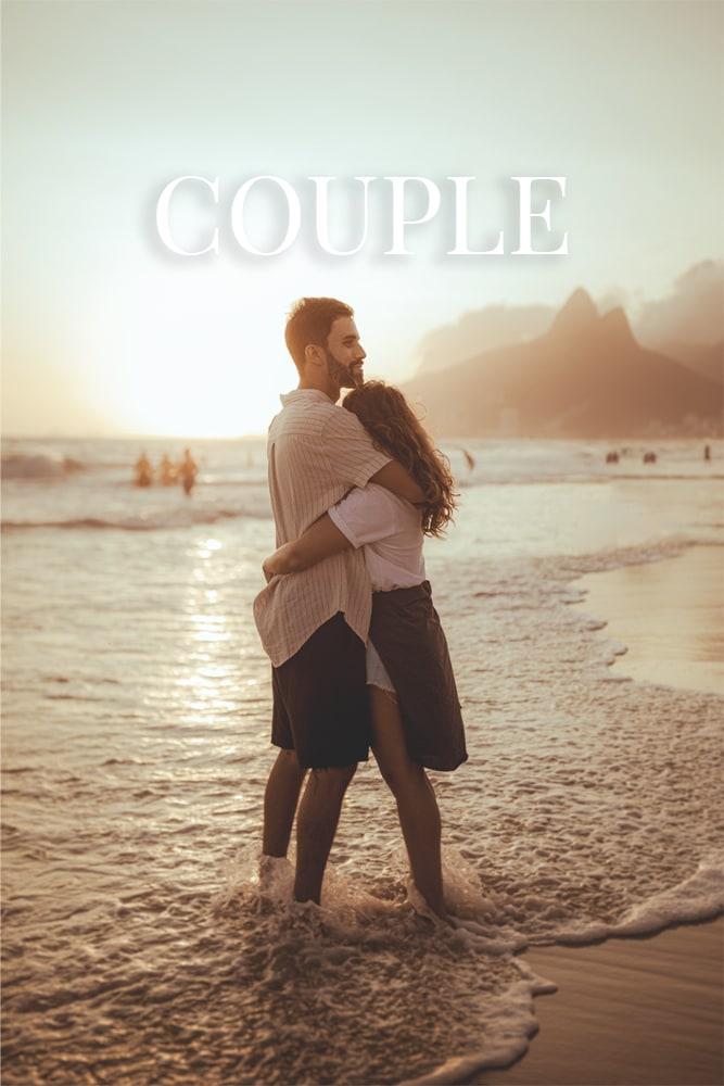 portfolio photographe cannes couple