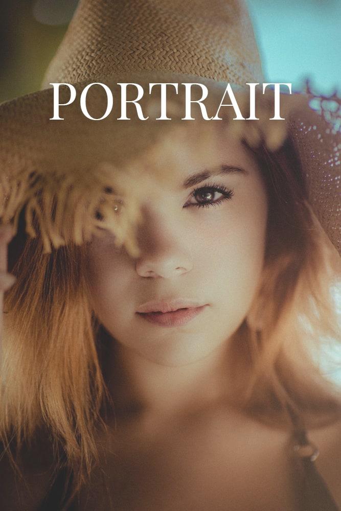 portfolio photographe portrait cannes